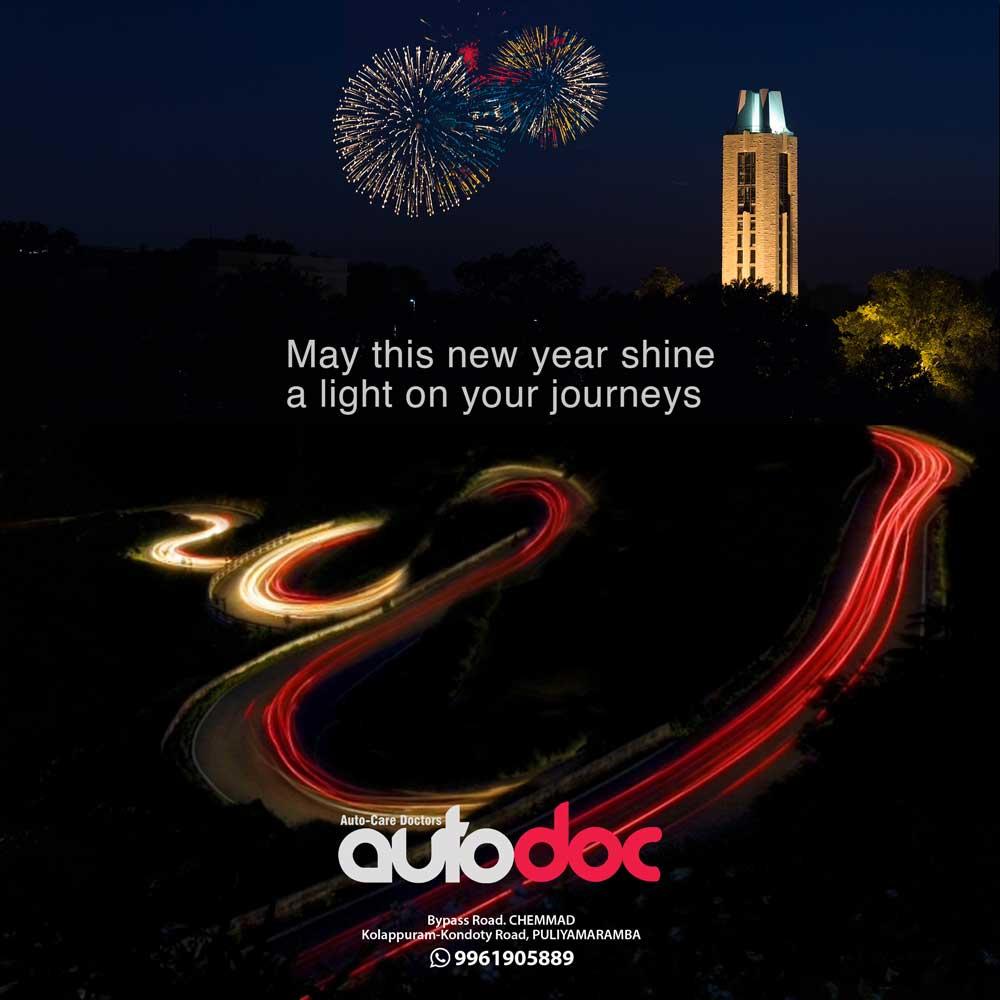 New Year 2021 Autodoc
