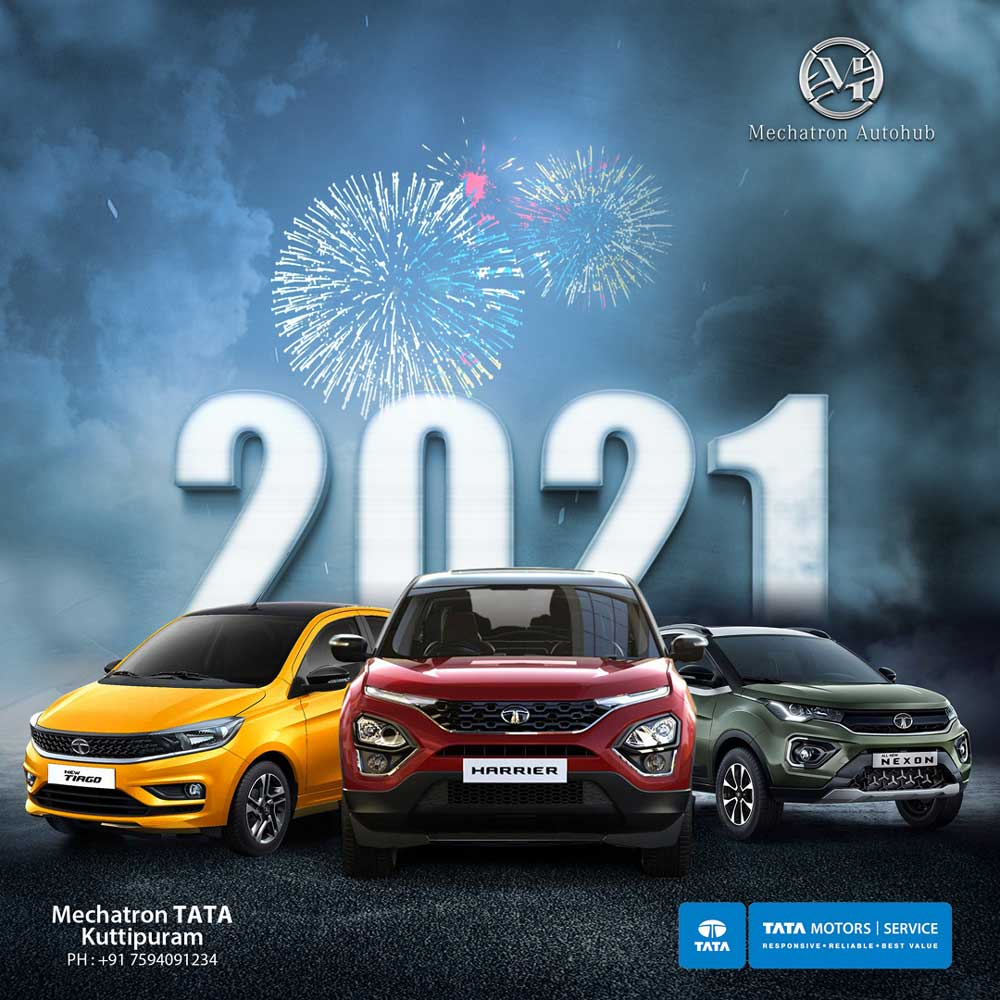 New Year 2021 Mechatron Autohub