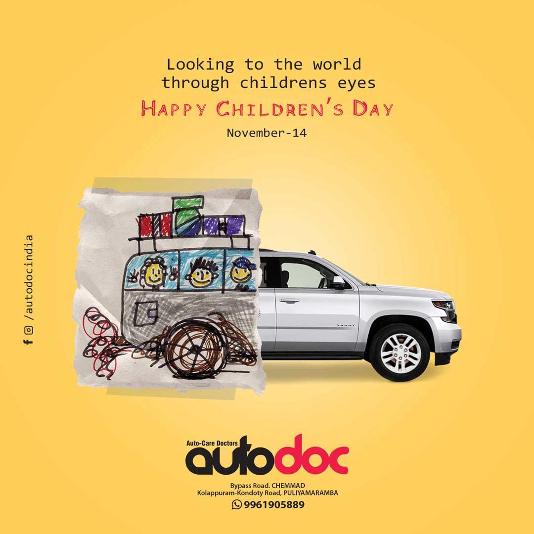 Children's Day Autodoc