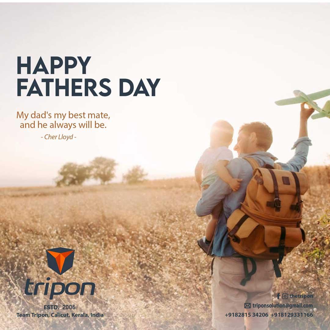 Tripon Fathers Day