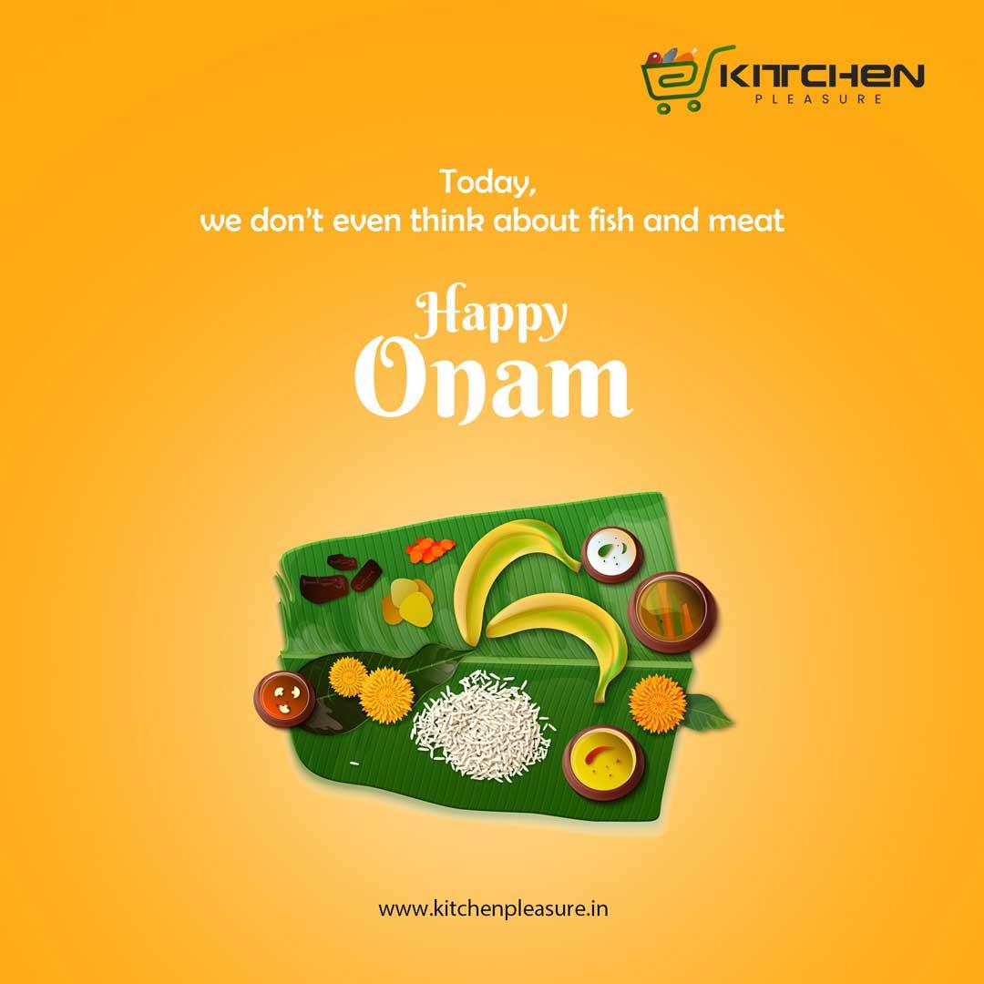 Onam Kitchenpleasure