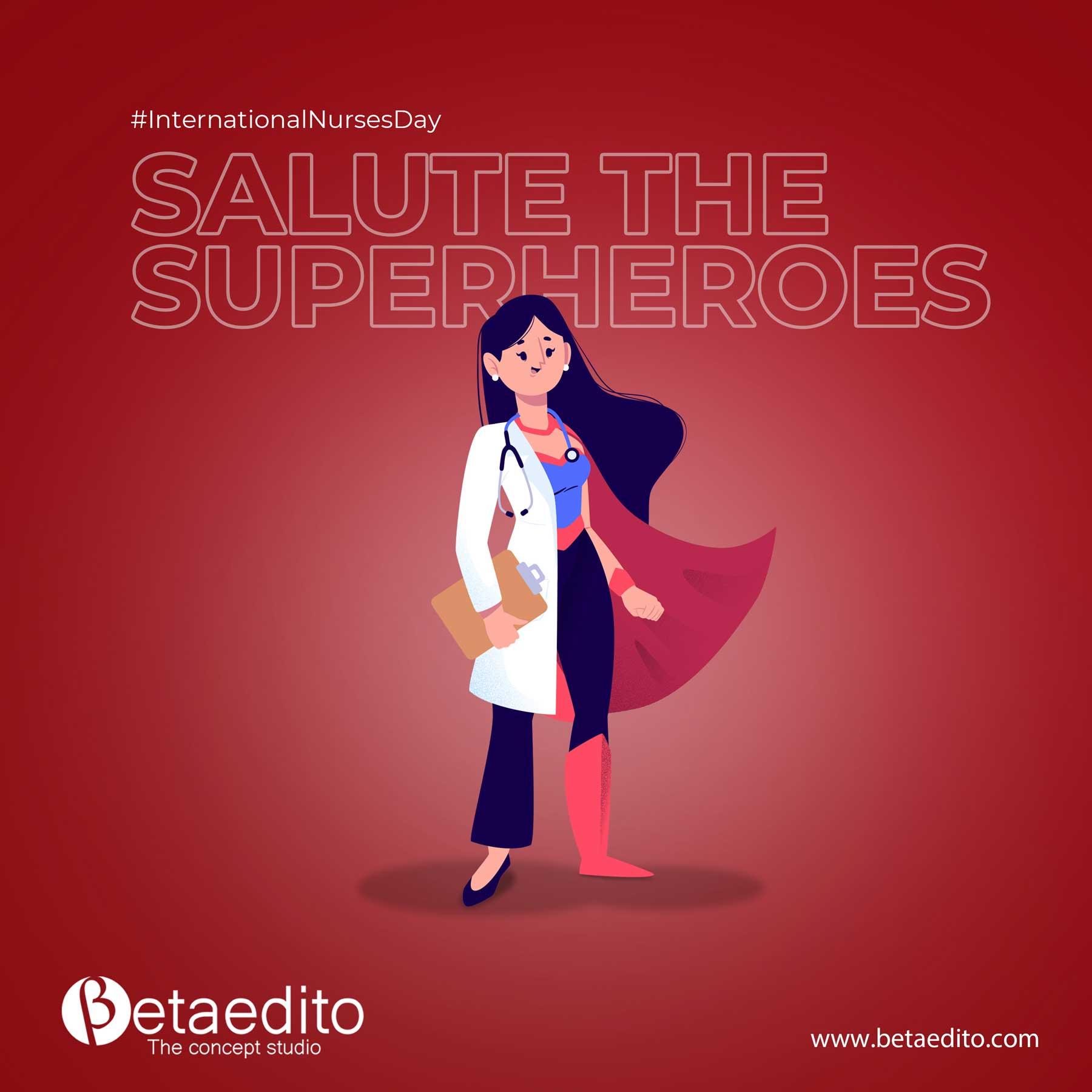 Nurse Day Ad